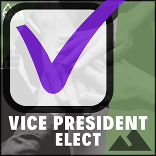 Become CASA's Vice President Elect